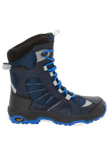 Jack Wolfskin »BOYS SNOW RIDE TEXAPORE« Winterstiefel
