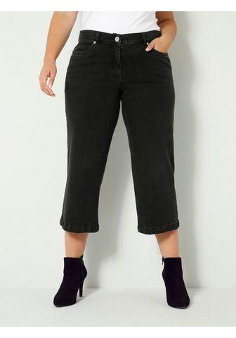 Sara Lindholm by HAPPYsize Džinsai su 5 kišenėmis iš leicht elast...