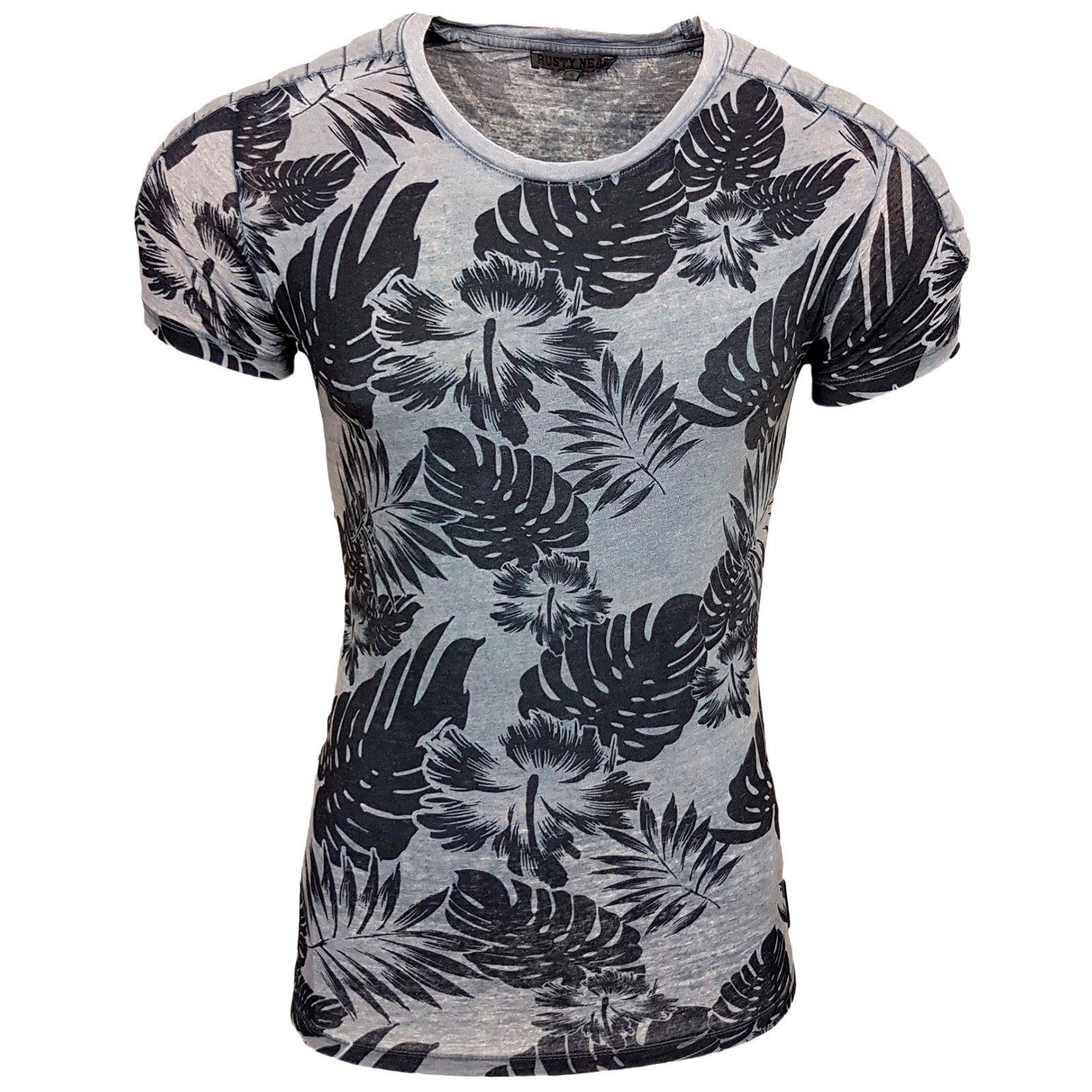 Rusty Hochwertigem Mit Allover T shirt print Neal rBxeWdCo