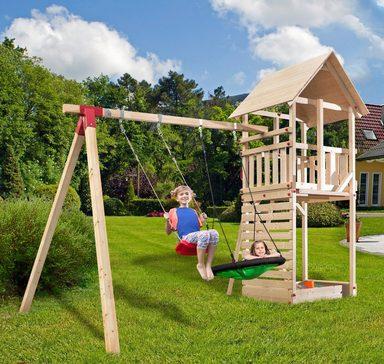 WEKA Spielturm »Tabaluga«, BxTxH: 420x290x331 cm