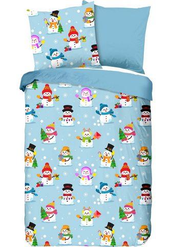 GOOD MORNING Детское постельное белье »Snowme...