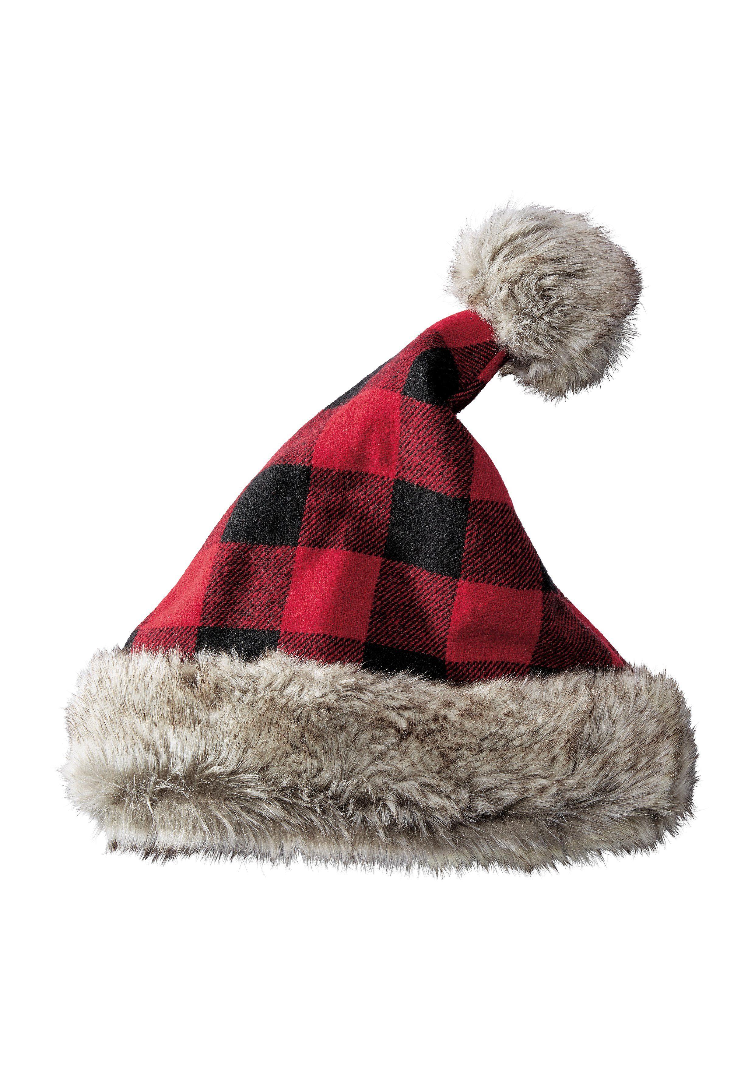 Eddie Bauer Strickmütze Weihnachtsmütze