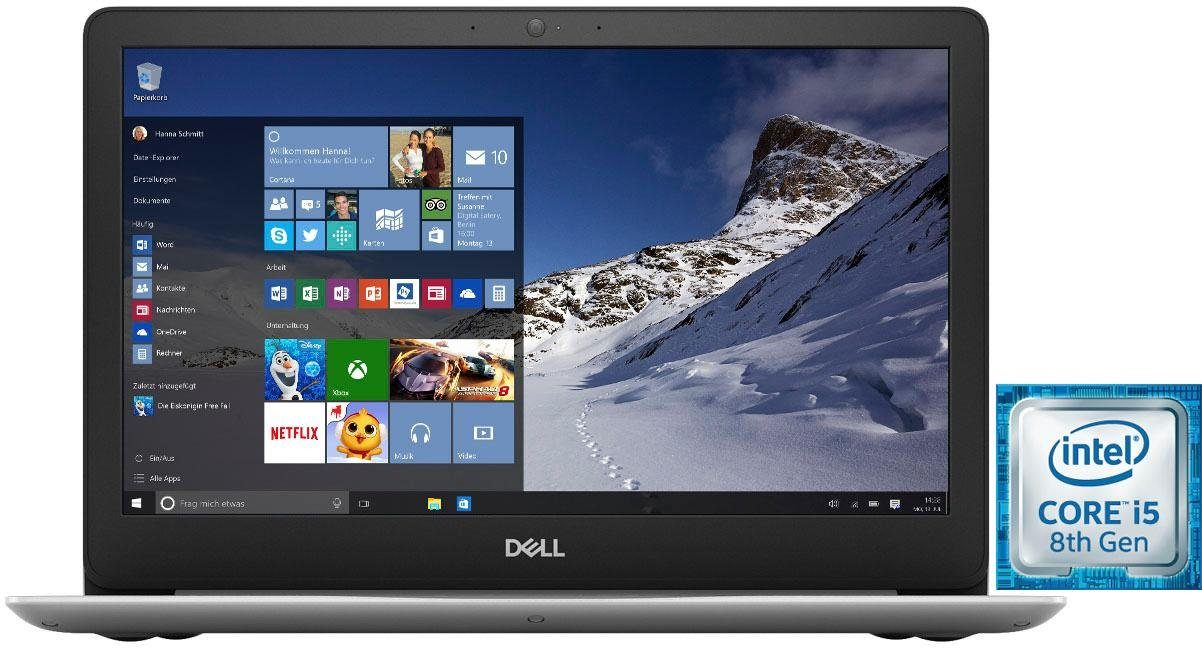 Dell EMC Inspiron 13-5370 Notebook (33,78 cm/13,3 Zoll, Intel Core i5, UHD Graphics, 256 GB SSD)