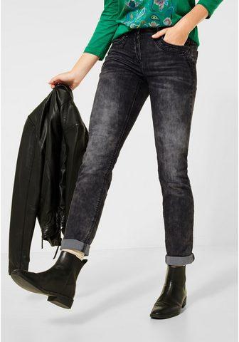 Cecil Siauri džinsai 5-Pockets Style