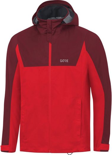 GORE® Wear Softshelljacke »R3 Gore-Tex Active Hooded Jacket Men«