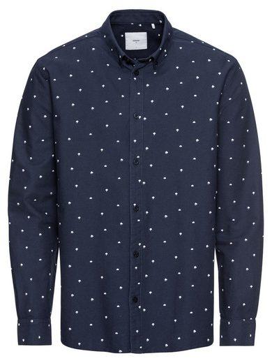 minimum Langarmhemd »walther«