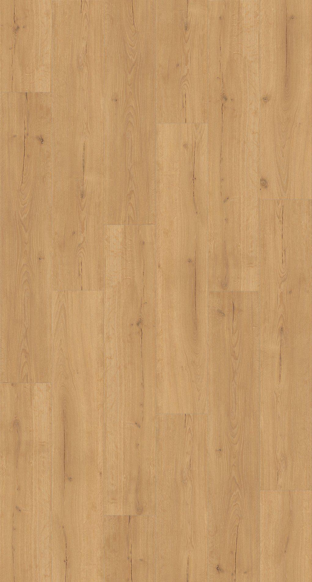 PARADOR Packung: Vinylboden »Basic 4.3 - Eiche Infinity Natur«, 1211 x 219 x 4,3 mm, 2,4 m²