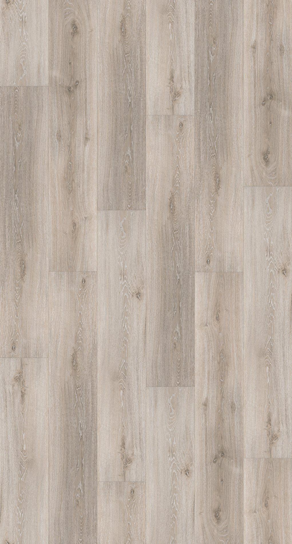 PARADOR Packung: Vinylboden »Basic 2.0 - Eiche grau geweißt«, 1219 x 229 x 2 mm, 4,5 m²