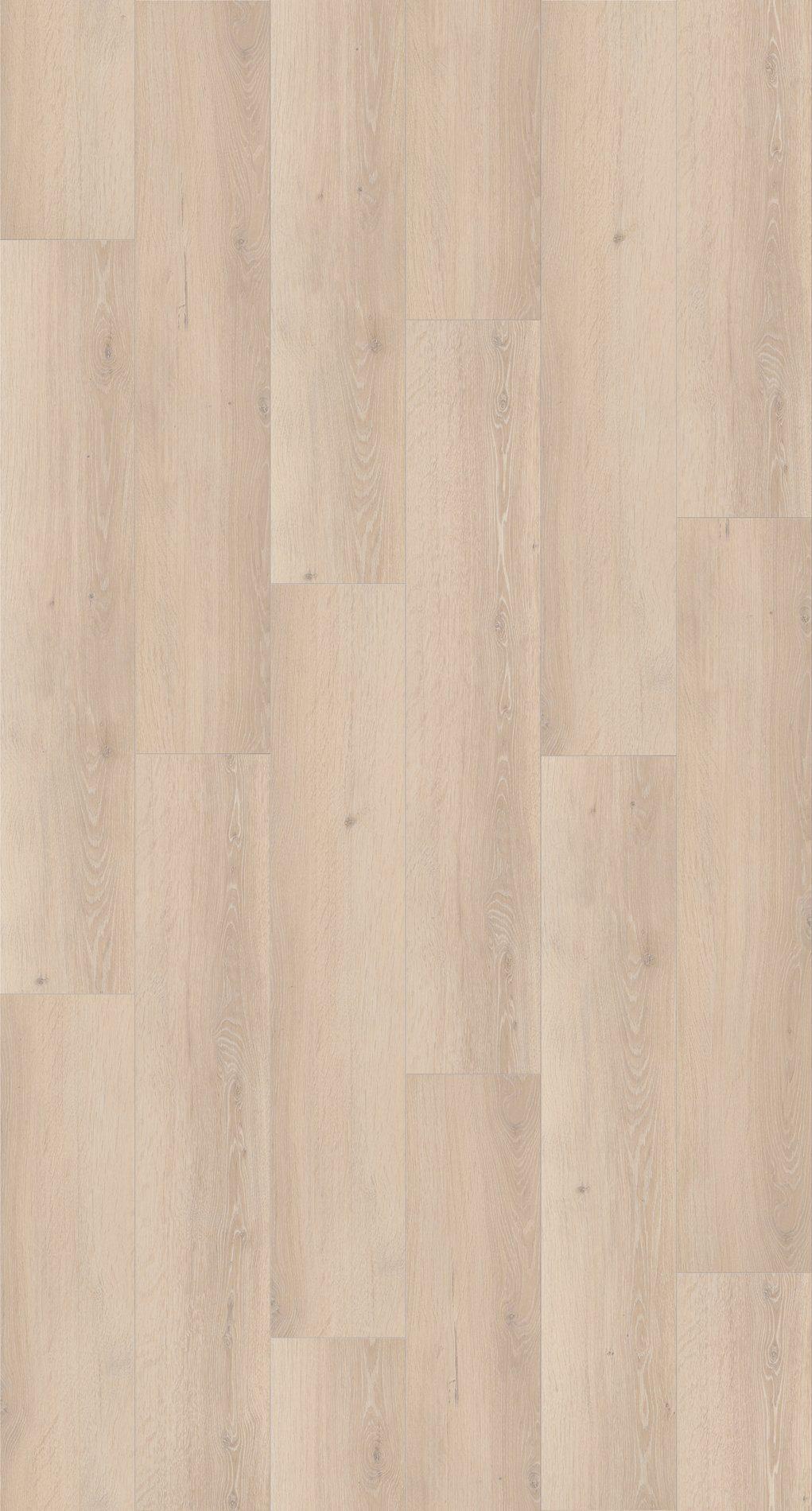PARADOR Packung: Vinylboden »Basic 2.0 - Eiche Skyline Weiss«, 1229 x 229 x 2 mm, 4,5 m²