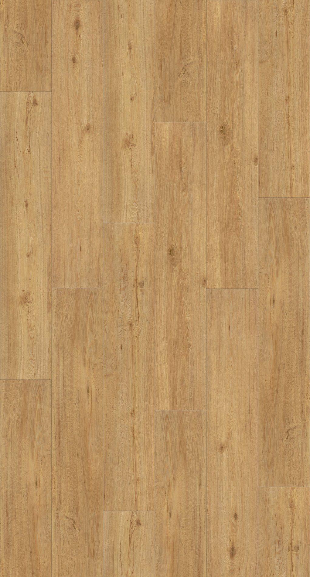 PARADOR Packung: Vinylboden »Basic 4.3 - Eiche Natur«, 1213 x 219 x 4,3 mm, 2,4 m²
