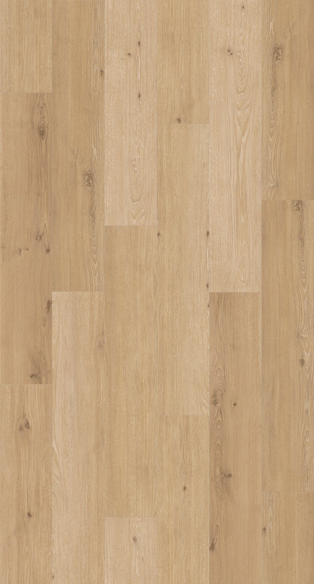 PARADOR Packung: Vinylboden »Classic 2050 - Eiche natural mix hell«, 1213 x 219 x 5 mm, 2,1 m²