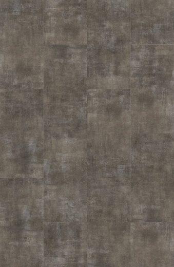 PARADOR Packung: Vinylboden »Basic 4.3 - Fliese Mineral Grey«, 599 x 294 x 4,3 mm, 1,9 m²