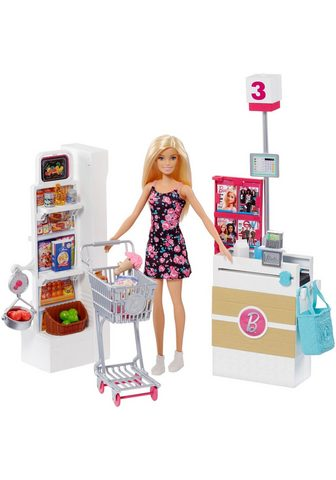 "® кукла ""Barbie Supermarkt и ..."