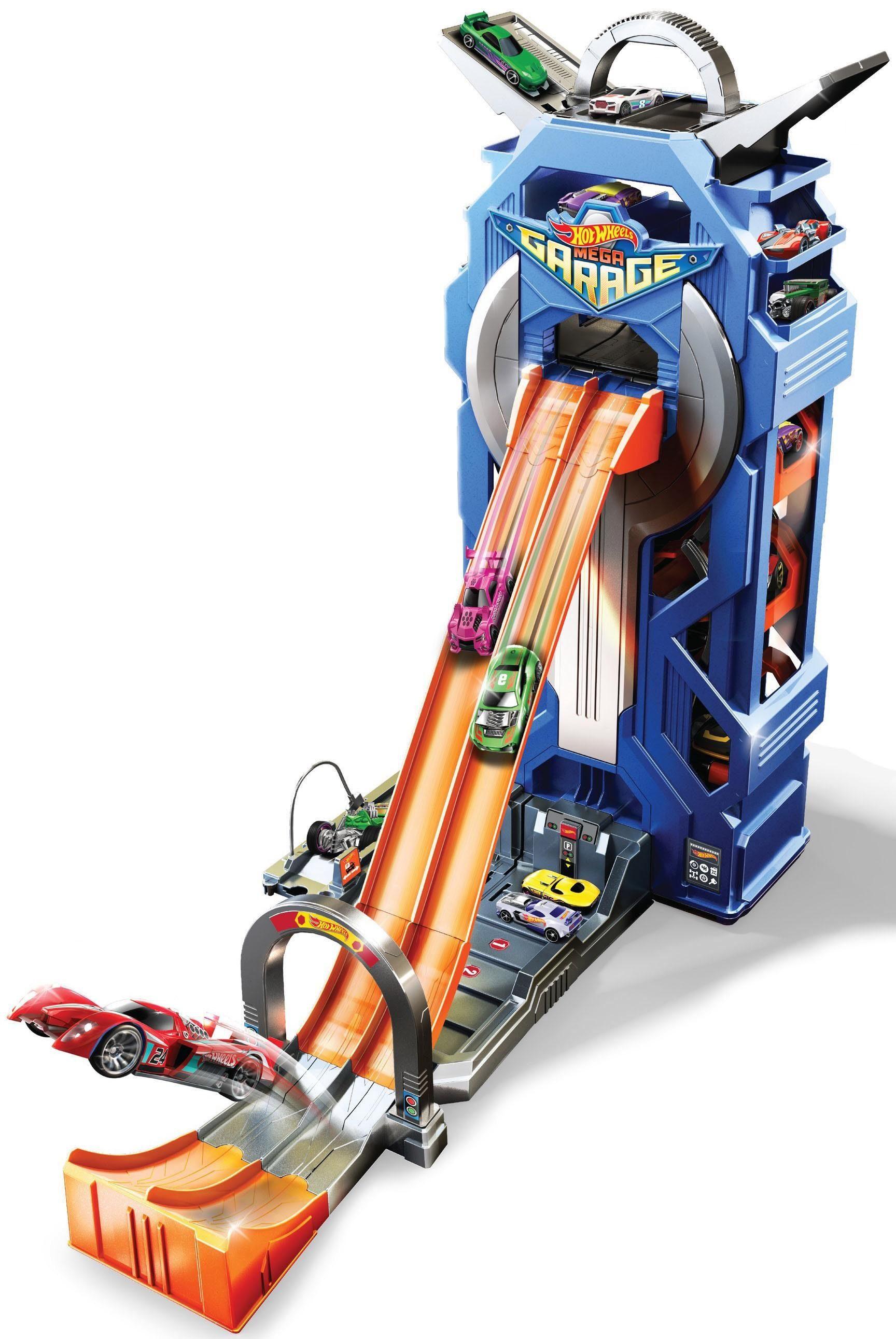 Mattel Parkhaus, »Hot Wheels® City Power-Parkgarage«