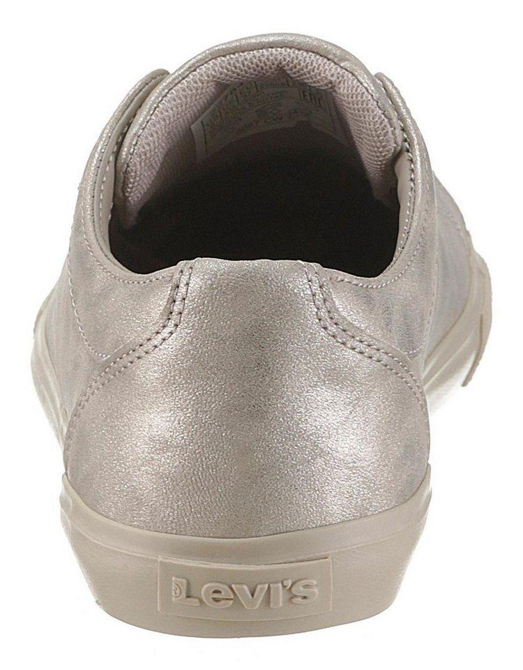 Levi´s® »Woods W« Sneaker mit Logo außen
