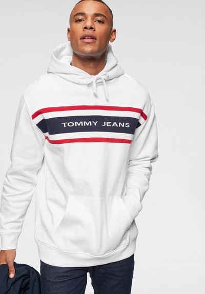 TOMMY JEANS Kapuzensweatshirt »TJM FLEECE HOODIE« cd5ca8ac94