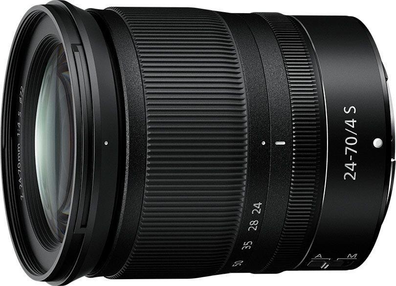 »Nikkor Z 24-70mm 1:4 S« Zoomobjektiv