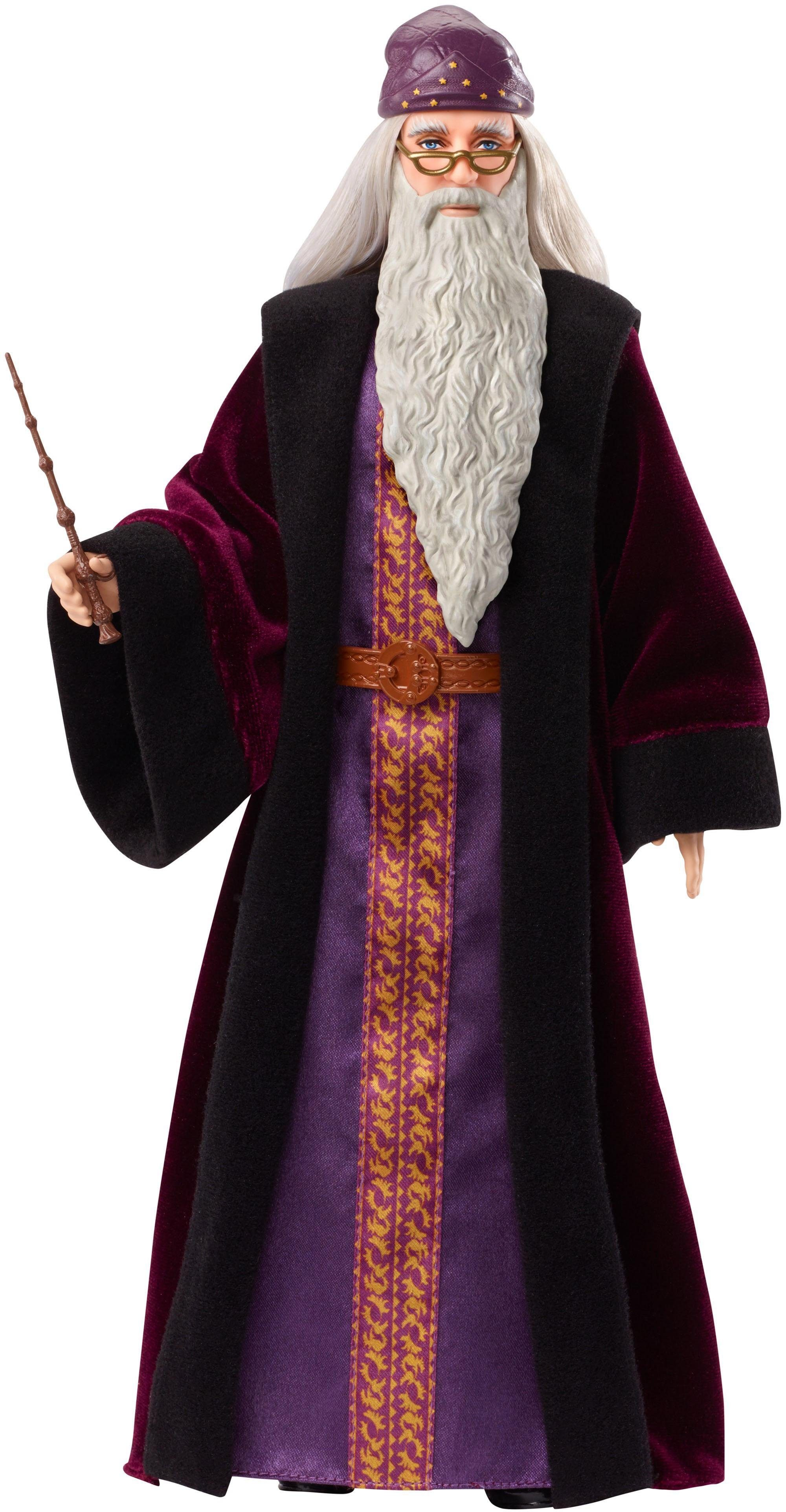 Mattel Puppe, »Harry Potter und Die Kammer des Schreckens - Albus Dumbledore«