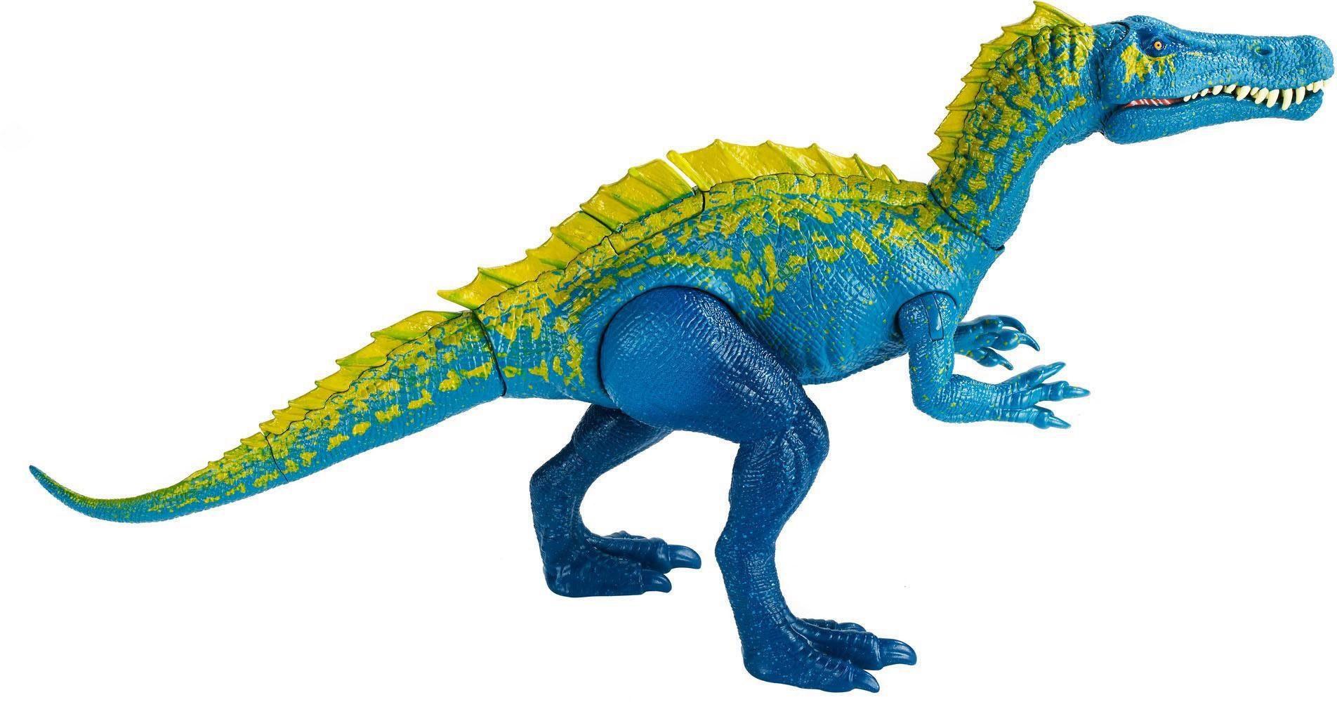 Mattel Spielfigur, »Jurassic World Action-Attacke Suchomimus«