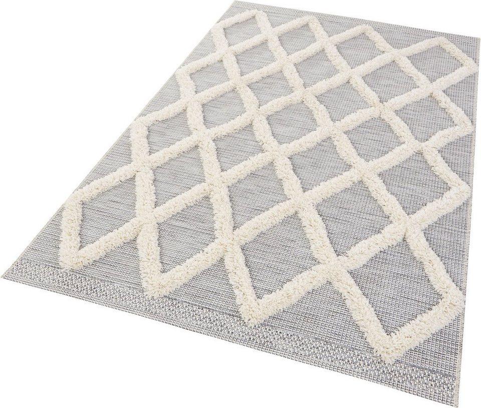 Teppich Ayoun Mint Rugs Rechteckig Hohe 35 Mm In Und Outdoor