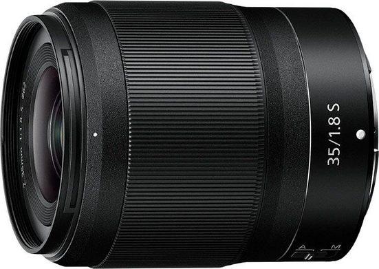 Nikon »Nikkor Z 35mm 1:1,8 S« Festbrennweiteobjektiv