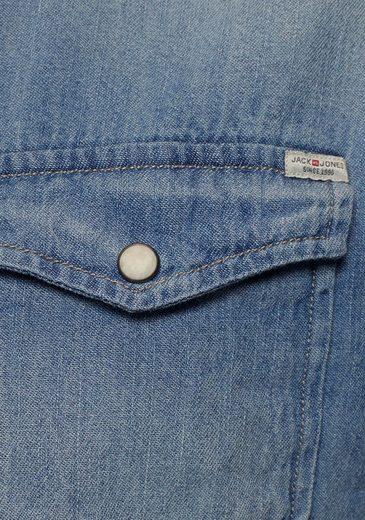 »sheridan Jack Jones amp; Shirt« Jeanshemd 6qcrwZtxAq