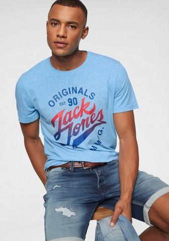 Jack & Jones футболка »SUMME...