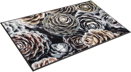 Teppich »Pigna«, wash+dry by Kleen-Tex, rechteckig, Höhe 7 mm