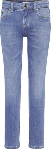 TOMMY HILFIGER Stretch-Jeans »NORA SKINNY« in schmaler Form