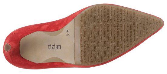 Tizian »mailand« weit In Schuhweite Spangenpumps G Shoes pgHwPpqF