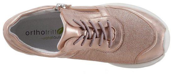 Mit Schuhweite »clara H In Keilsneaker Soft« Glitterdetails Waldläufer pt8qzYn