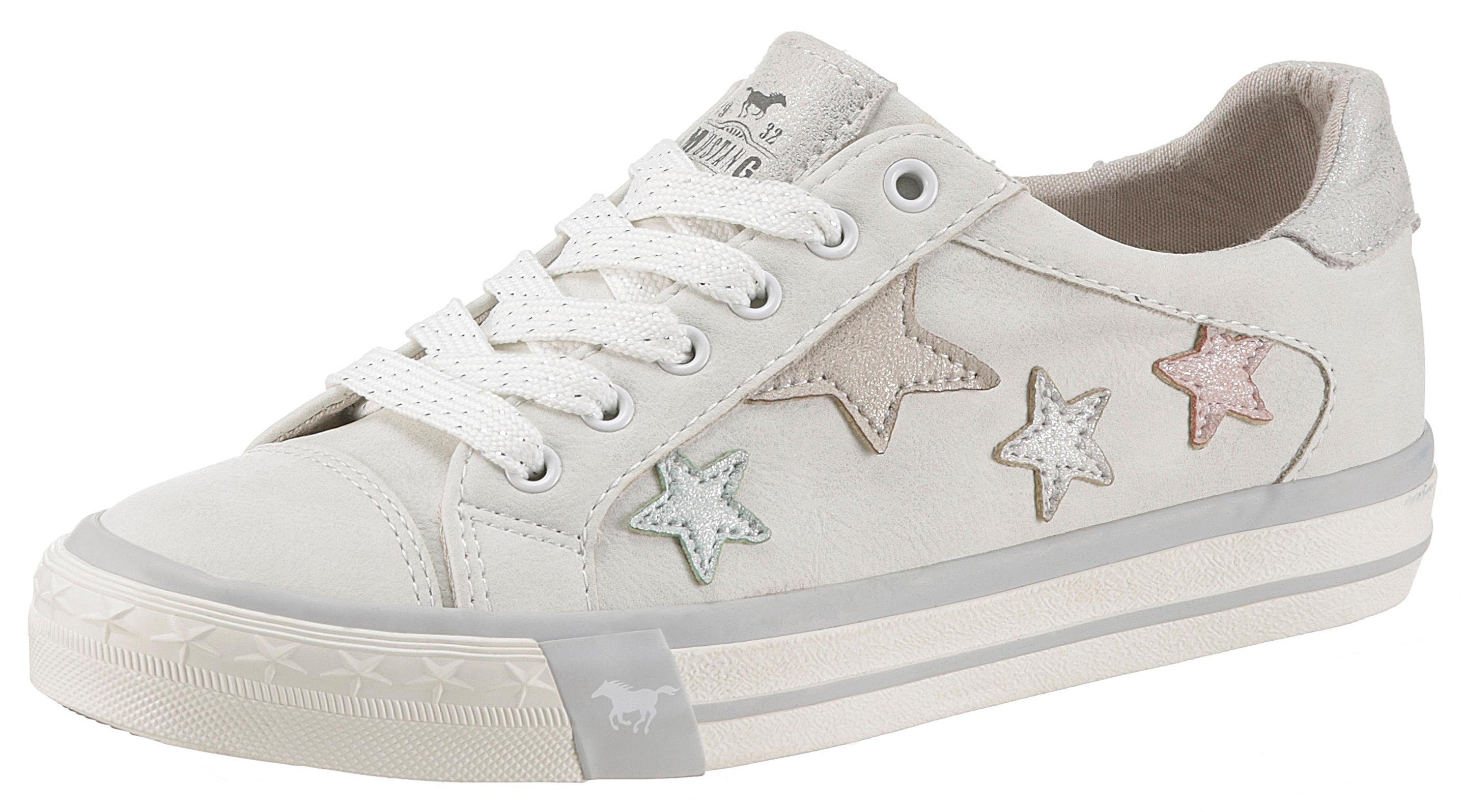 Mit Sternpatches Mustang Sneaker Shoes KaufenOtto WED2Y9HI