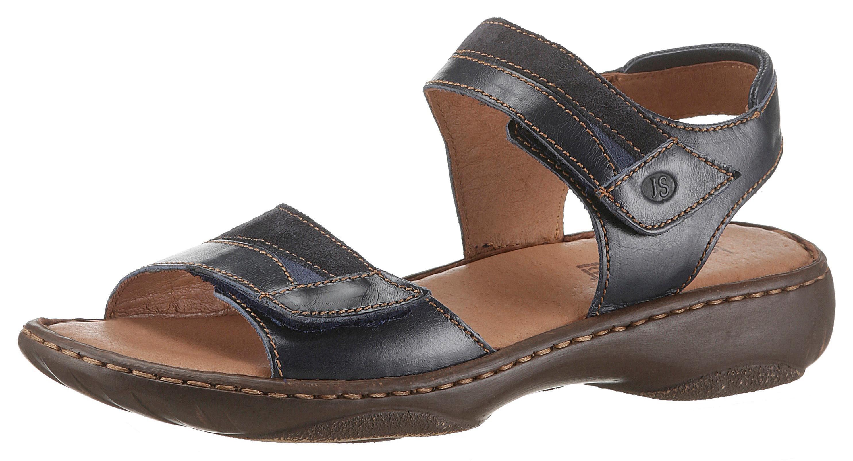 Josef Seibel »Debra« Sandale mit praktischen Klettverschlüssen