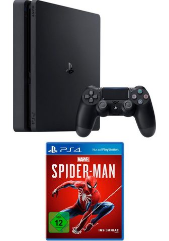 PLAYSTATION 4 Узкий (PS4 Slim) 1 TB (Bundle включая ...