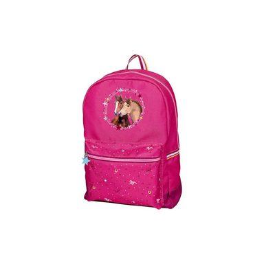 Spiegelburg Pferdefreunde: Rucksack, pink