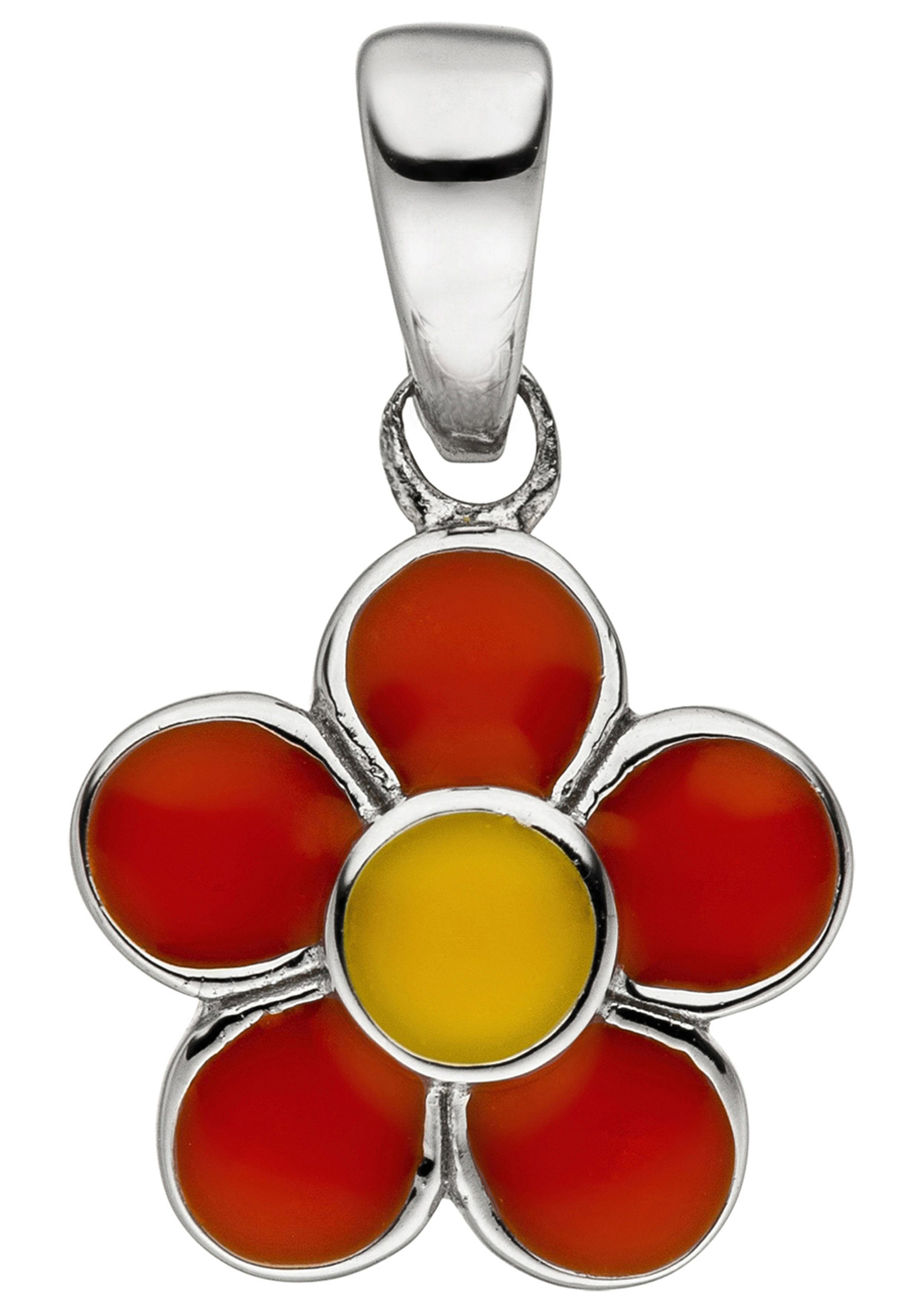 JOBO Blumenanhänger »Blume« 925 Silber