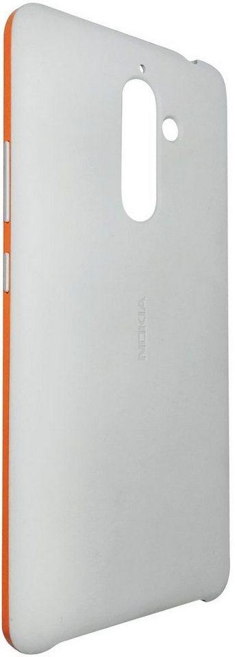 6b1c0a6e83587 Nokia Handytasche »7 Plus - Soft Touch Case«