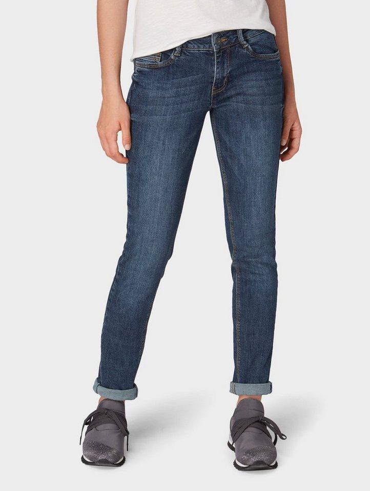tom tailor denim skinny fit jeans nova skinny jeans. Black Bedroom Furniture Sets. Home Design Ideas
