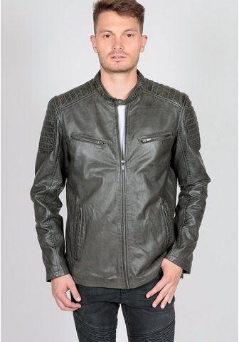 Куртка кожаная »4051«