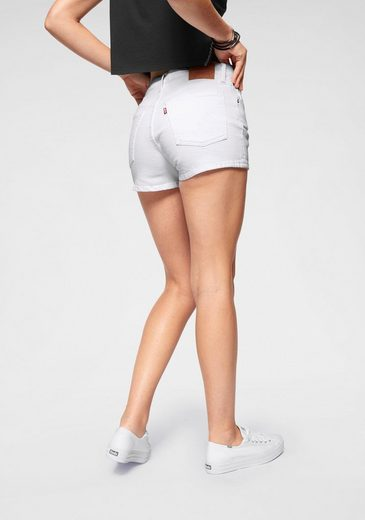 Levi's® Shorts »501® ORIGINAL SHORTS« mit Knopfverschluß