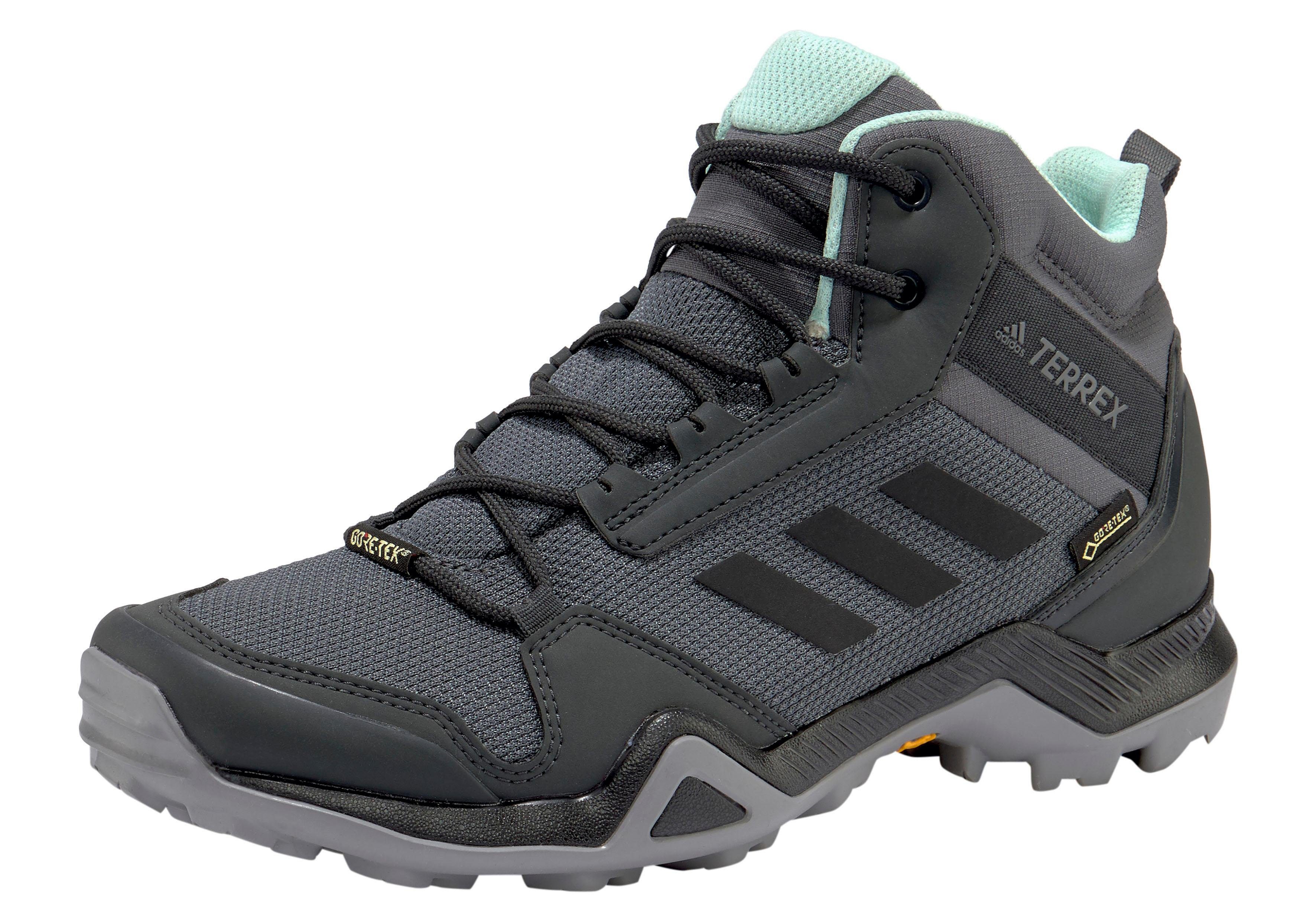 adidas Performance »Terrex AX3 Mid Goretex« Outdoorschuh Wasserdicht, Funktionaler Outdoorschuh von adidas online kaufen | OTTO