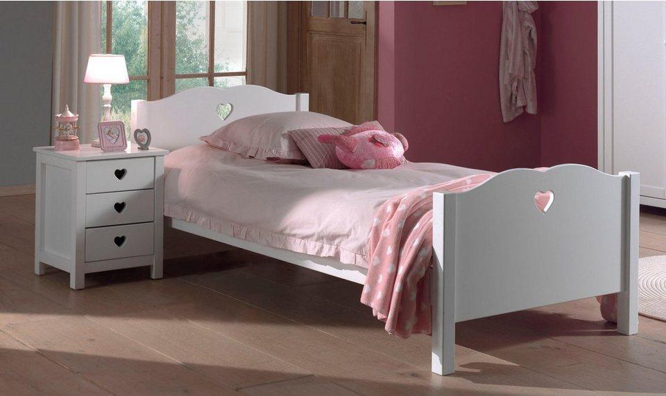 Vipack Furniture Bett Amori Liegefläche 90200 Cm Online Kaufen