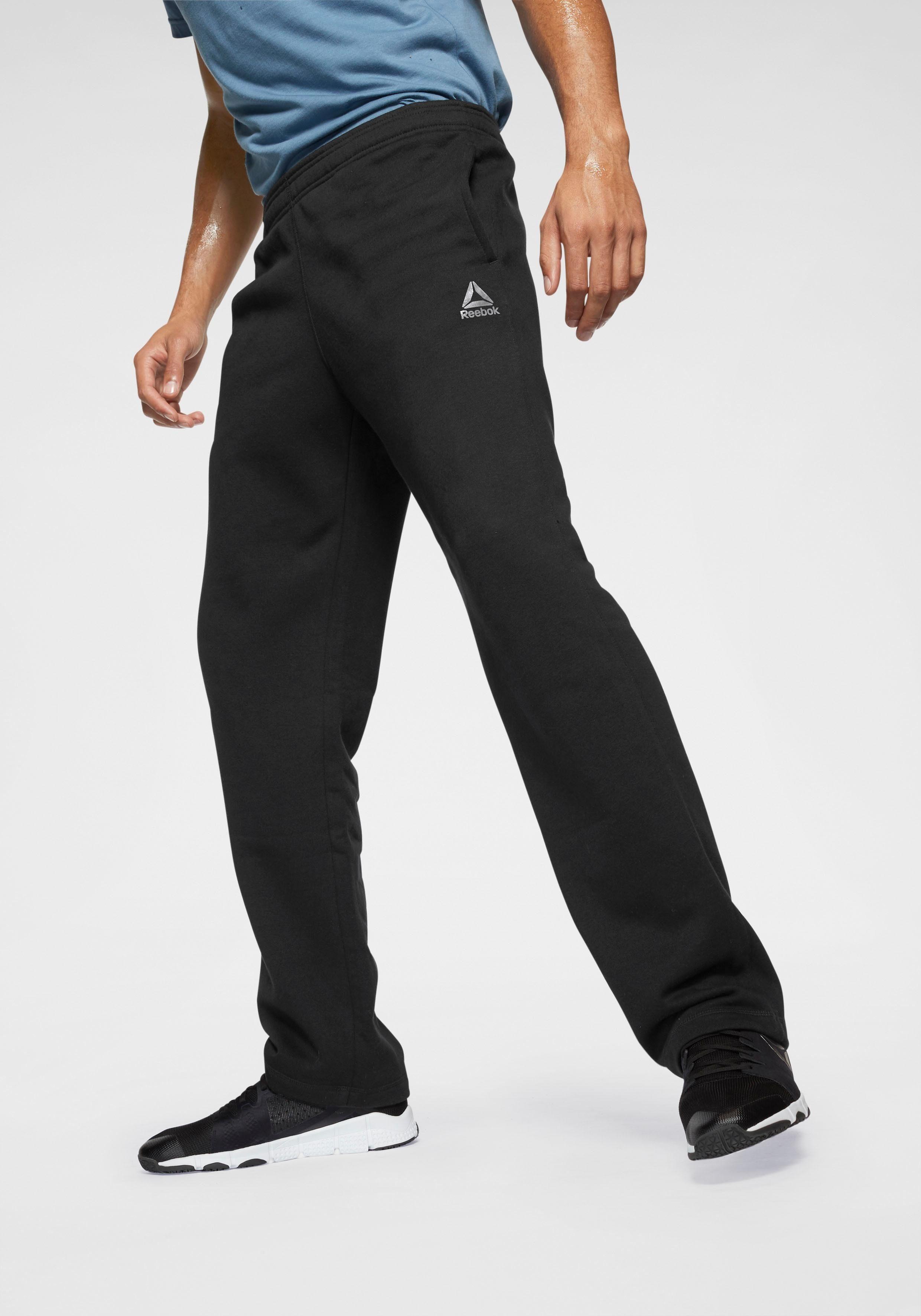 Schwarze Reebok Herren Sporthosen günstig kaufen | eBay