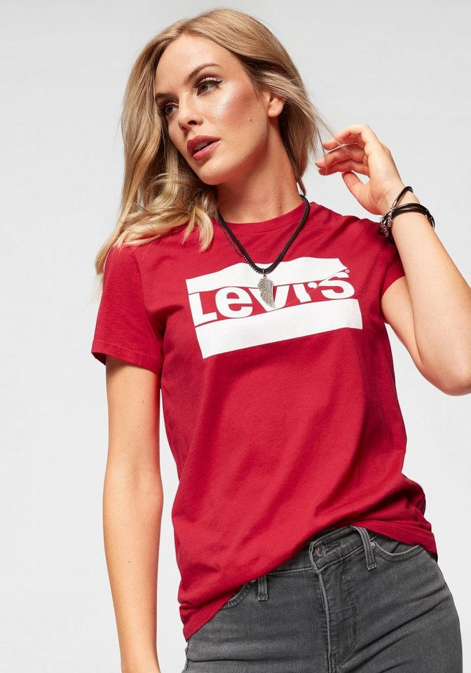 3eb76033f07 Levi s® T-Shirt »Graphic Sport« Logoprint kaufen