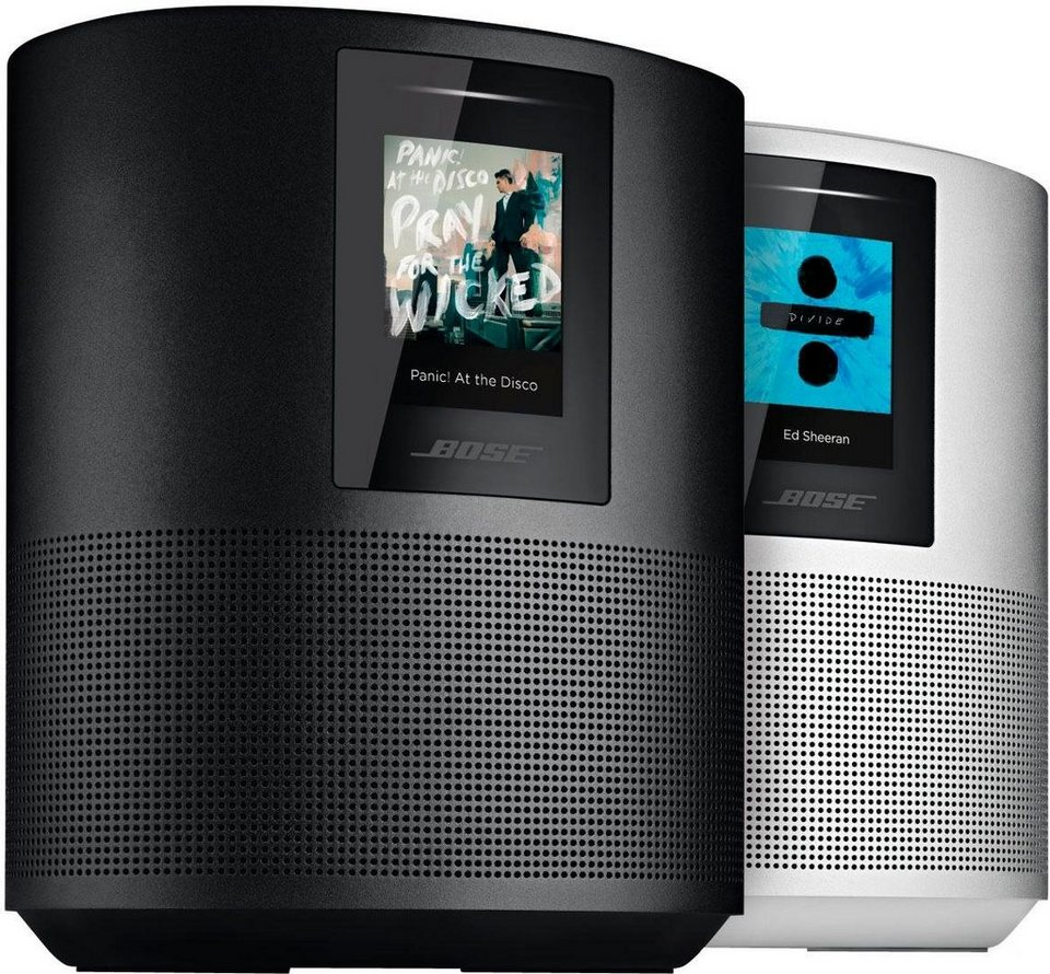 bose home speaker 500 sprachgesteuerter lautsprecher. Black Bedroom Furniture Sets. Home Design Ideas