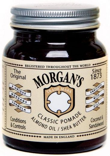 Morgan's Haarpomade »Classic Pomade Almond Oil/Shea Butter«