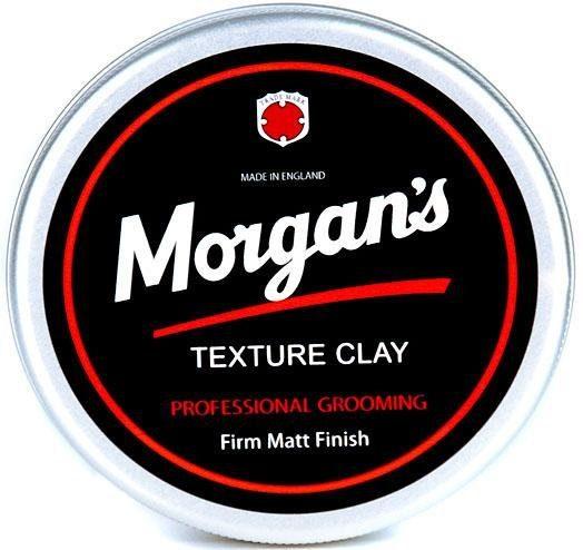 Morgan's Haarpomade »Styling Texture Clay«, kräftige Textur für Halt und Spannung