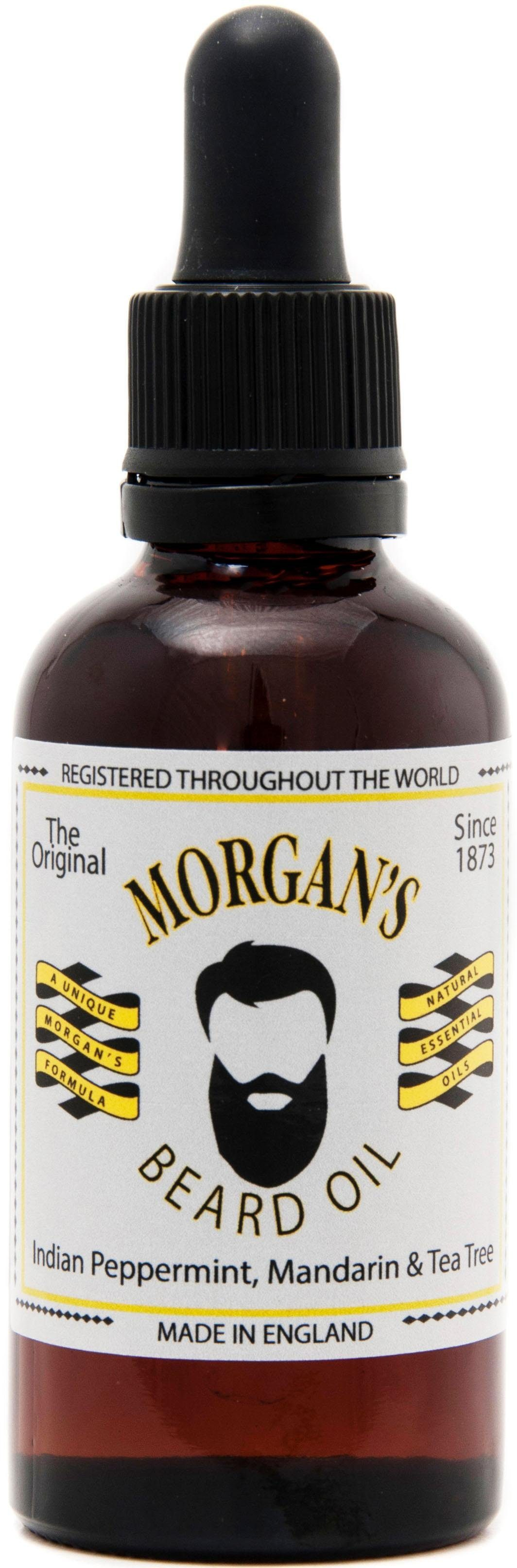 Morgan's Bartöl »Beard Oil«