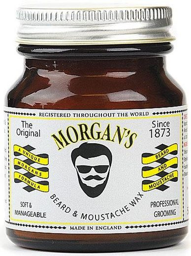 Morgan's Bartwachs »Beard & Moustache Wax«