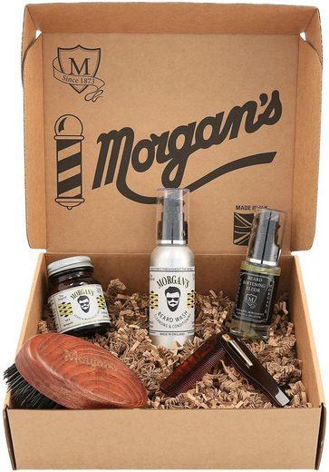 Morgan's Geschenk-Box »Beard Grooming Gift Set«, 5-tlg.